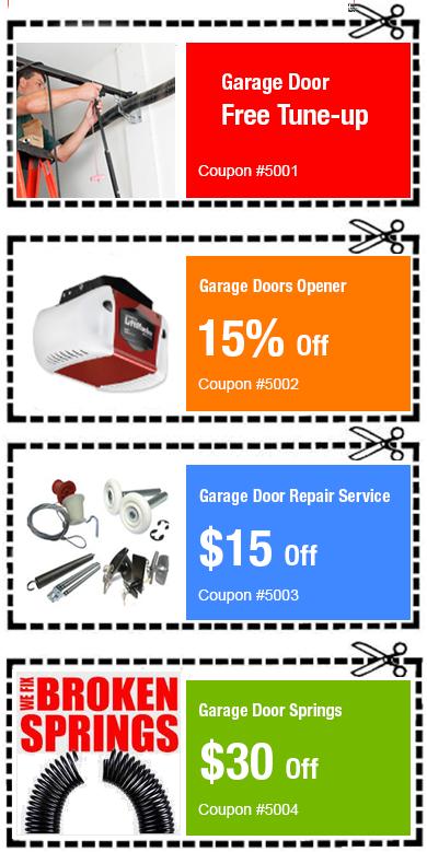 AMC Garage Door Repair Van Nuys | (323) 302 9237